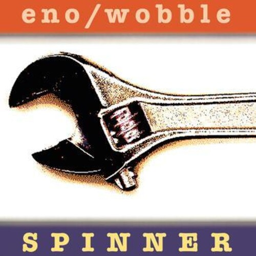 Brian Eno & Jah Wobble - Spinner: 25th Anniversary [LP]