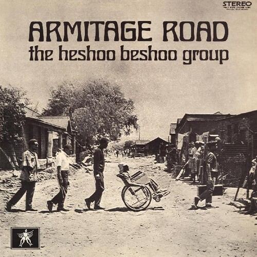 The Heshoo Beshoo Group - Armitage Road [LP]