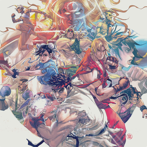Street Fighter III: The Collection (Original Soundtrack)