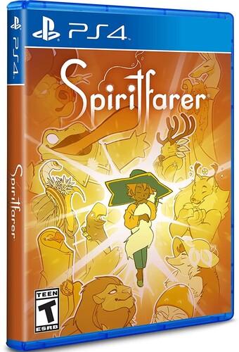 Spiritfarer for PlayStation 4