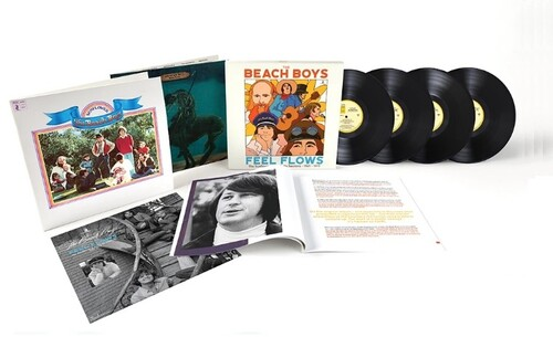 """""""Feel Flows"""" The Sunflower & Surf's Up Sessions 1969-1971 [4 LP]"""