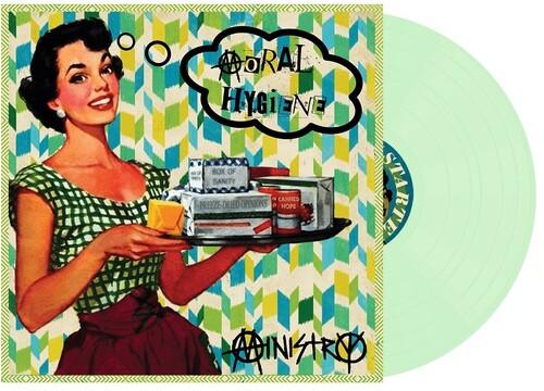 Ministry - Moral Hygiene [Indie Exclusive] (Bottle Green Vinyl) [Colored Vinyl]