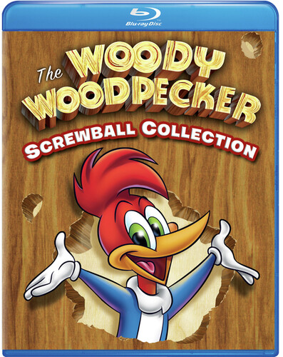 The Woody Woodpecker Screwball Collection