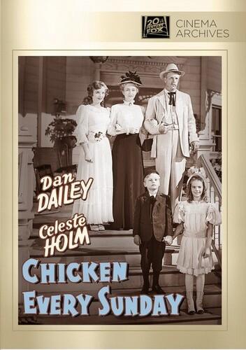 Chicken Every Sunday