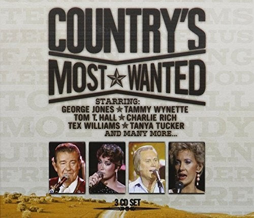 Country's Most Wanted /  Various [Import]
