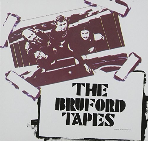 The Bruford Tapes [Import]