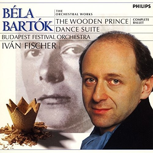Bartok: Works for Orchestra Vol. 2