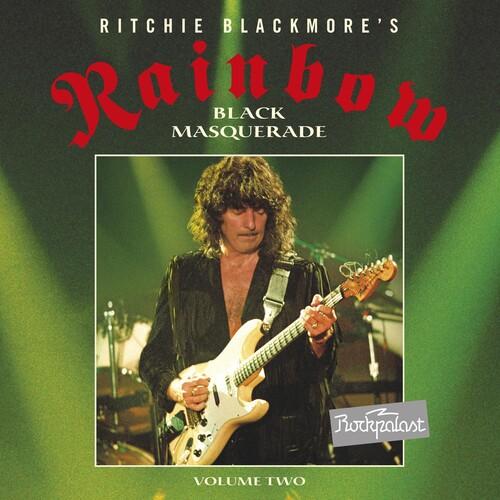 Rainbow - Rockplast 1995: Black Masquarade Vol 2 [Clear Vinyl] (Uk)