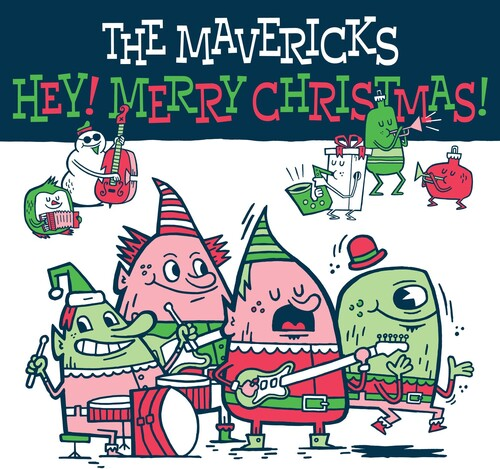 The Mavericks - Hey! Merry Christmas! [LP]