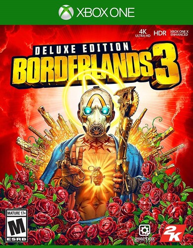 - Borderlands 3 Deluxe Edition for Xbox One
