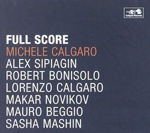 Full Score [Import]