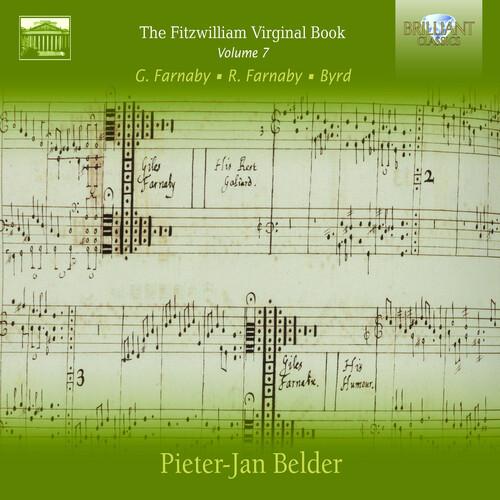 Fitzwilliam Virginal Book 7