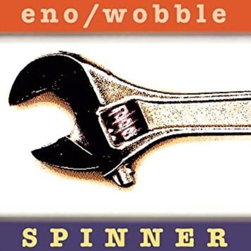 Brian Eno & Jah Wobble - Spinner (25th Anniversary)