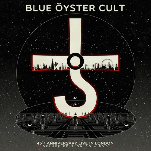 Blue Oyster Cult - 45th Anniversary: Live In London [CD+DVD]