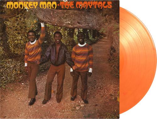 Monkey Man [Limited 180-Gram Orange Colored Vinyl] [Import]