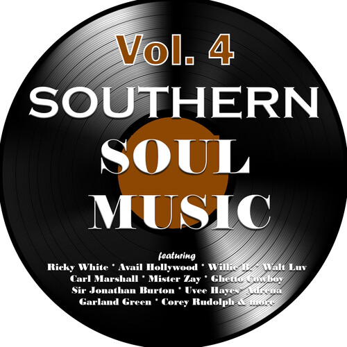 Southern Soul Music Volume 4 (Various Artists)