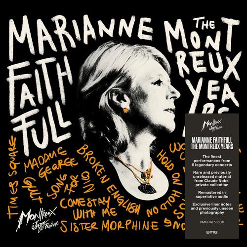 Marianne Faithfull - Marianne Faithfull: Montreux Years