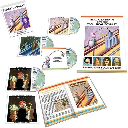 Technical Ecstasy (Super Deluxe Edition)(4CD)