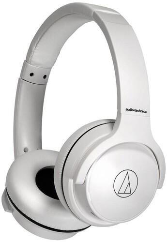 AUDIO TECHNICA ATH-S220BTWH BT ON-EAR HDPHONES WHT