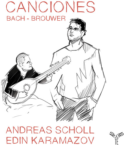 Bach & Brouwer: Canciones