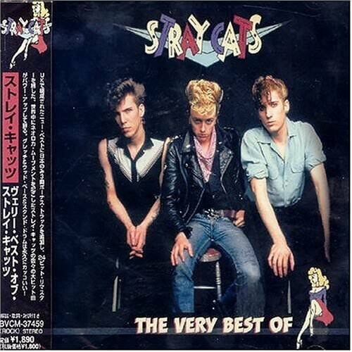 The Very Best of Stray Cats (Japan-Only) [Import]