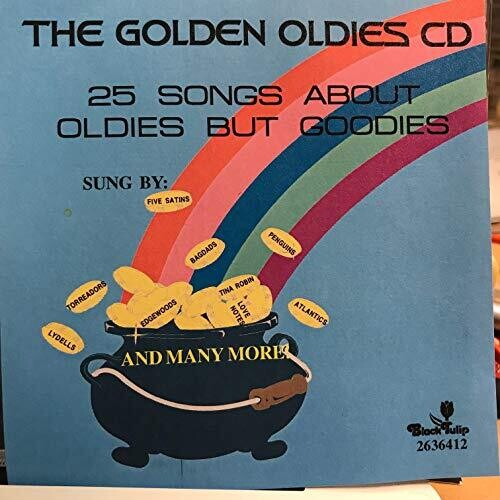 Golden Oldies 25 Songs About Oldies /  Various