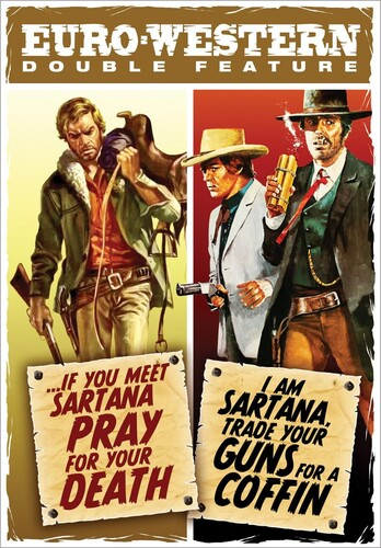 Spaghetti Western Double Feature