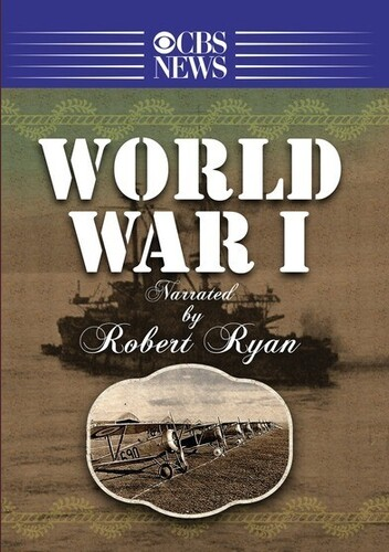 Narrated by Robert Ryan: World War I - The Complete Season