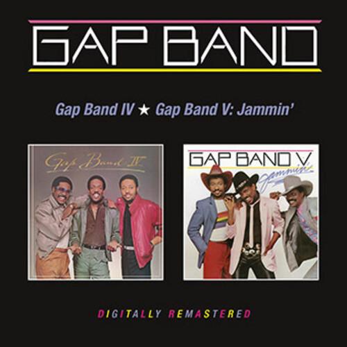 Gap Band IV /  Gap Band V: Jammin [Import]