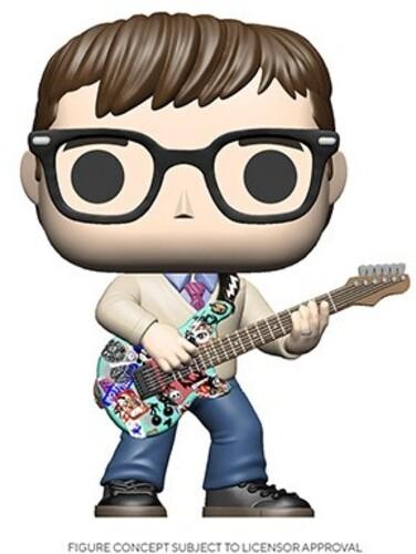 - FUNKO POP! ROCKS: Weezer - Rivers Cuomo