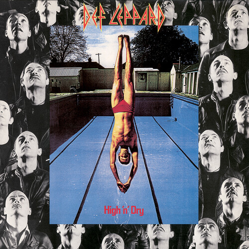 Def Leppard - High 'N' Dry: Remastered