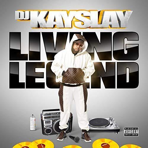 Dj Kayslay - Living Legend [Digipak]