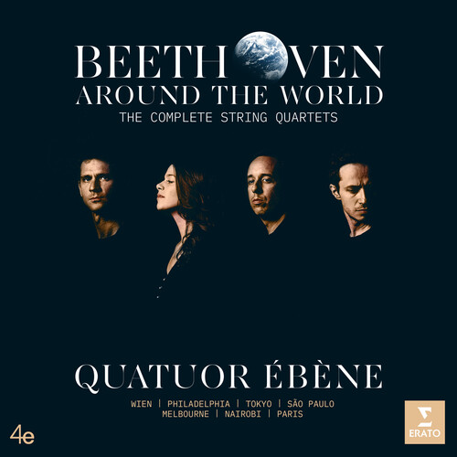 Beethoven Around the World: The Complete String Quartets