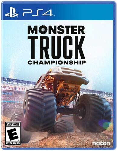 Ps4 Monster Truck Championship - Monster Truck Championship for PlayStation 4