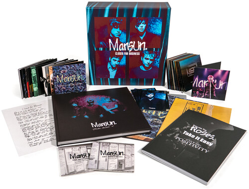 Closed For Business: Ultimate Mansun Collection - 25th AnniversaryDeluxe Box Set (24CD+DVD & Book) [Import]