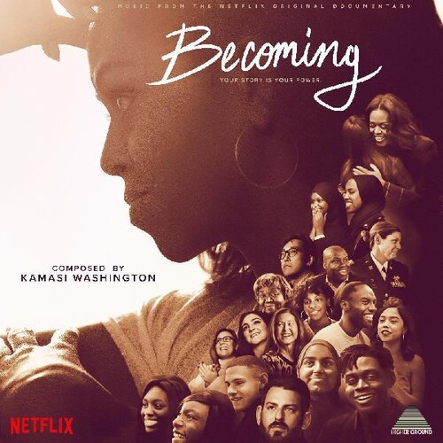 Kamasi Washington - Becoming (Music from the Netflix Original Documentary) [LP]