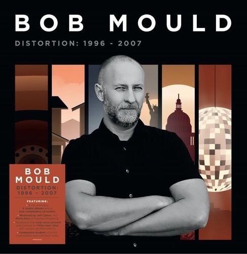 Bob Mould - Distortion: 1996-2007 [140-Gram Clear Splatter 9LP Box Set]