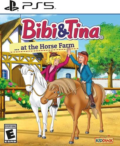 Bibi & Tina at the Horse Farm for PlayStation 5
