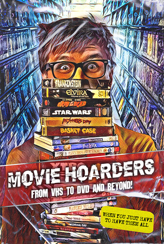 - Movie Hoarders: Vhs To Dvd And Beyond