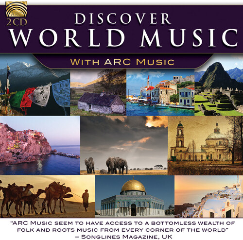 Discover World Music with Arc Music