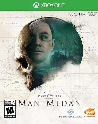 - Xb1 Dark Pictures Anthology: Man Of Medan