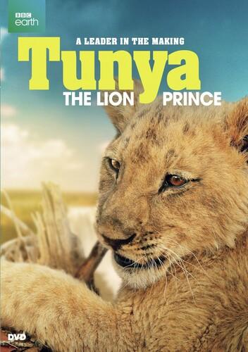 Tunya The Lion Prince