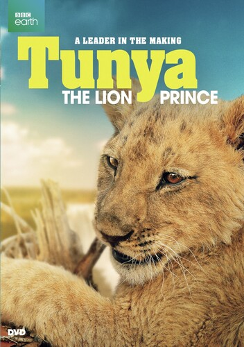 Tunya The Lion Prince
