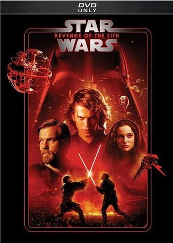 Star Wars Episode Iii Revenge Of The Sith Repackaged Dolby Ac 3 Dubbed On Deepdiscount Com