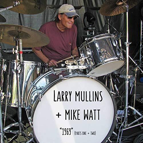 "Larry Mullins + Mike Watt - ""1969"" (Parts I and II): A Tribute to Scott Asheton [RSD BF 2019]"