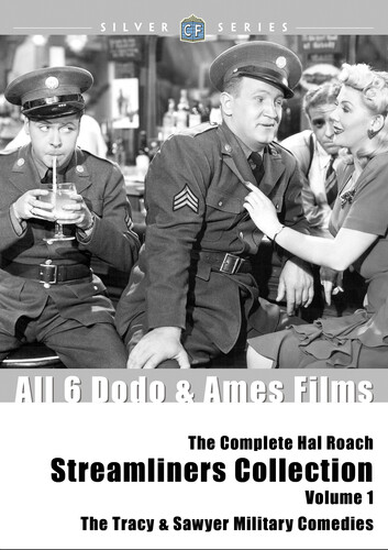 The Complete Hal Roach Streamliners Collection, Volume 1: The Tracy & Sawyer Military Comedies