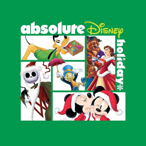 Various Artists - Absolute Disney: Holiday