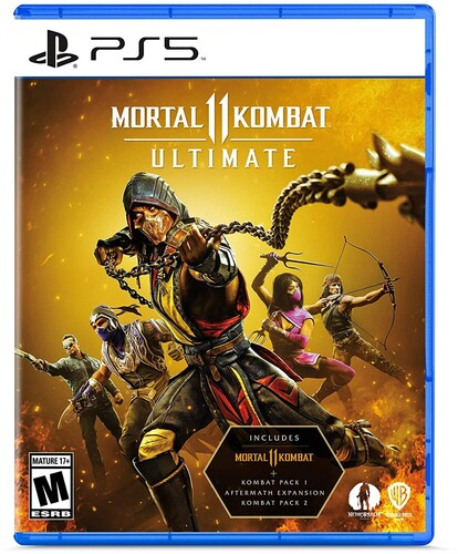 Ps5 Mortal Kombat 11 Ultimate - Mortal Kombat 11 Ultimate for PlayStation 5