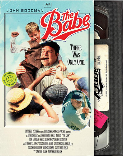 The Babe (Retro VHS Packaging)