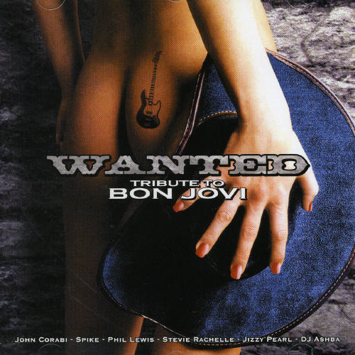 Wanted a Tribute to Bon Jovi /  Various [Import]